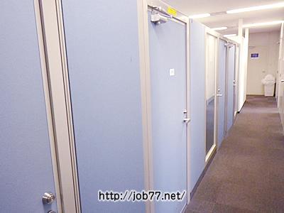 ジェイックのオフィス内(廊下)