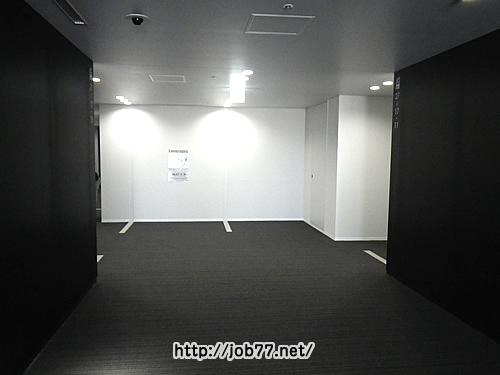 渋谷ヒカリエ17階のフロア