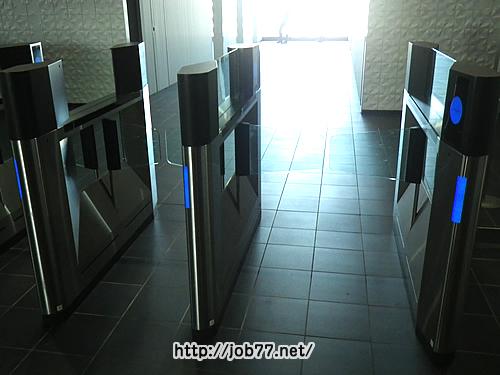 渋谷ヒカリエ11階にあるゲート