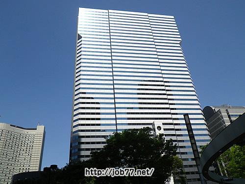 スタッフブリッジのある新宿アイランドタワー